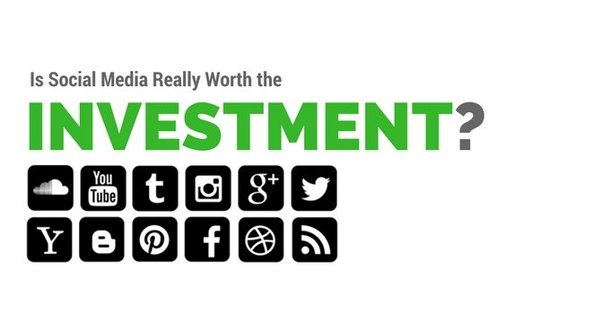 Is Social Media Marketing Really Worth The Investment?