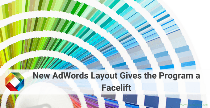 Adwords Layout Redesign