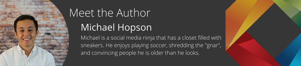 SocialSEO Team Member Michael Hopson
