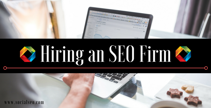 The Importance Of Hiring An SEO Firm