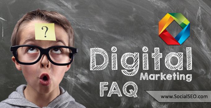 Digital Marketing Faq