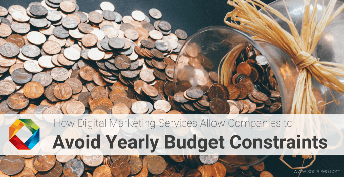 Digital Marketing Services With Budgets