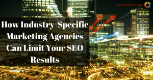 How Industry-Specific Marketing Agencies Can Limit Your SEO Results