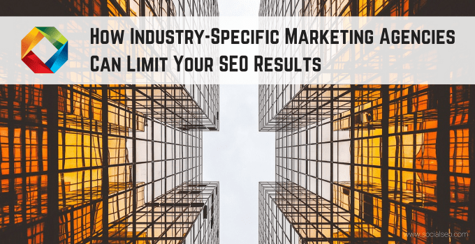 Industry Specific Marketing On SEO