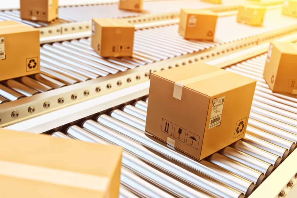 Ecommerce Package Delivery