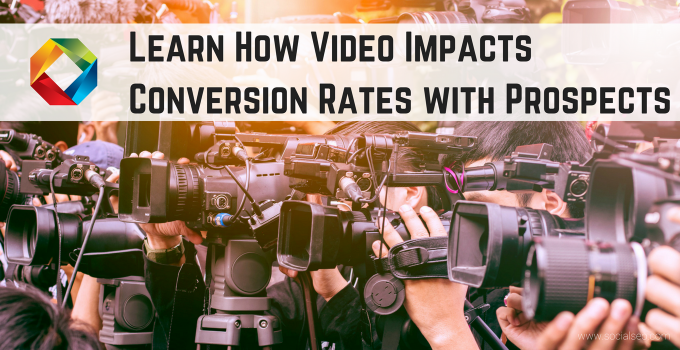 Let's Talk About Video – Come Learn How Video Impacts Conversion Rates With Prospects