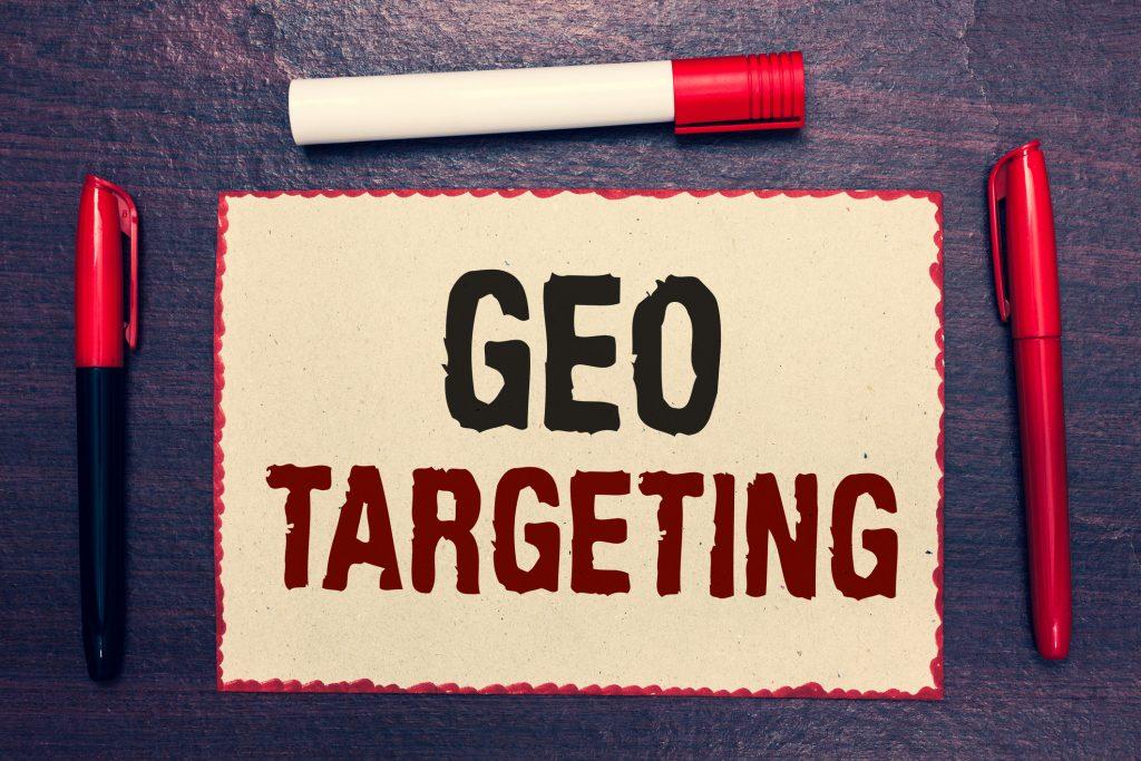 Geo Targeting Strategy