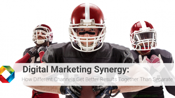 Digital Marketing Strategy Synergy