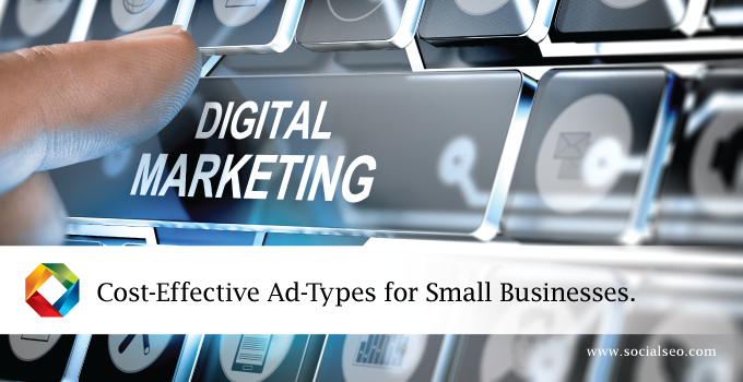 Cost-Effective Ad-Types for Small Businesses